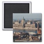 Budapest, Hungría Imanes De Nevera