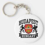 Budapest Hungría Llaveros Personalizados