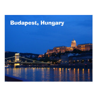 Budapest, Hungría Tarjetas Postales