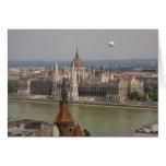 Budapest, Hungría Tarjetón