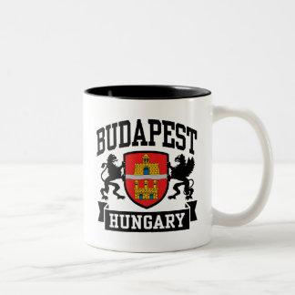 Budapest Hungría Tazas De Café