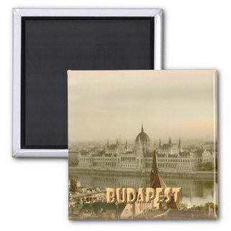 Budapest Imán Cuadrado