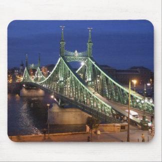 Budapest - Liberty Bridge Mousepad