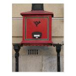 Budapest mailbox post cards
