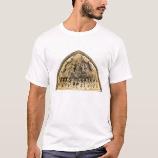 budapest matthias church interior stone decoration T-Shirt
