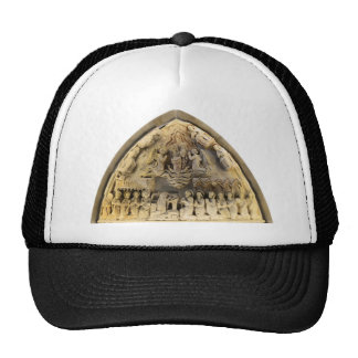 budapest matthias church interior stone decoration trucker hat