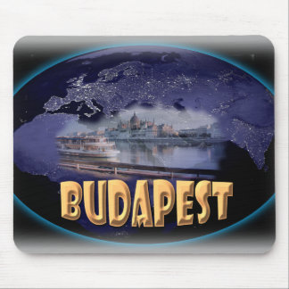 Budapest Mouse Pad