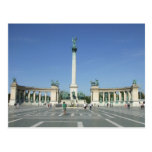 Budapest Post Card