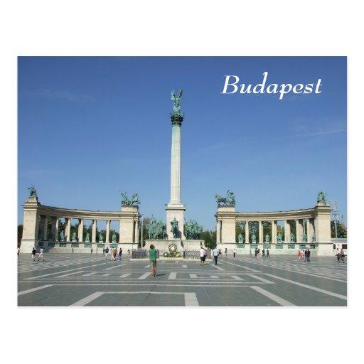 Budapest Postcards