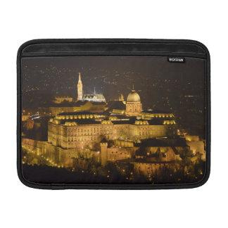 Budapest, Royal Palace (castillo de Buda) en la Fundas Macbook Air