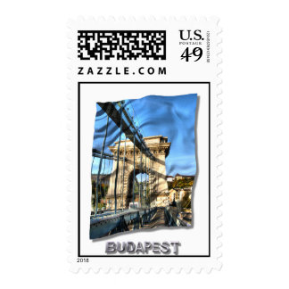 Budapest Stamps