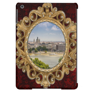 Budapest Summer Cityscape, Hungary Travel Photo Cover For iPad Air
