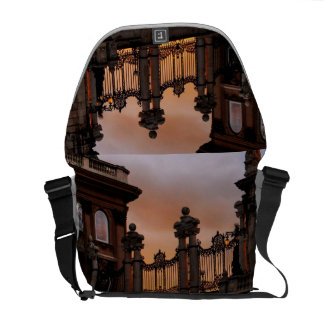 Budapest Sunset Courier Bags