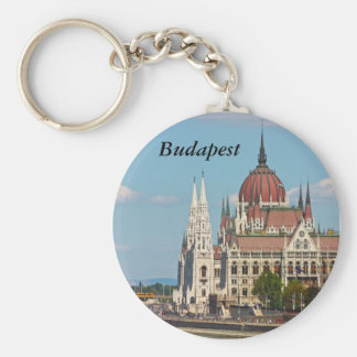 Budapest, the building of the Parliament, Budapest Keychain