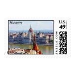 Budapest, the building of the Parliament, Hungary Postage