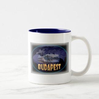 Budapest Two-Tone Coffee Mug