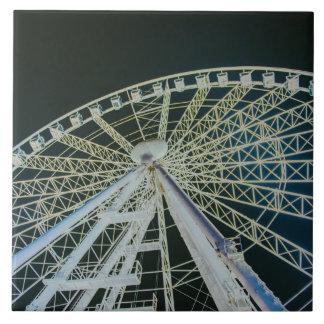 Budapest wheel tile