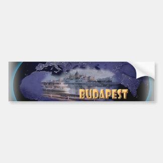 Budapet Bumper Sticker
