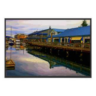 Budd Inlet Poster
