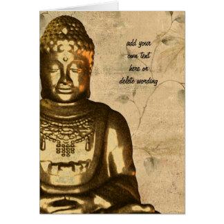 Budda Card