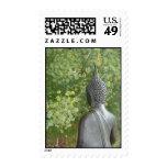 Budda en naturaleza franqueo