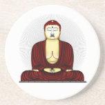 Budda Gautama Buddha Siddhartha Gautama Beverage Coasters