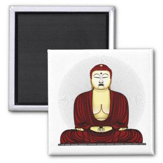 Budda Gautama Buddha Siddhartha Gautama Iman De Frigorífico