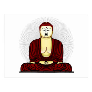Budda Gautama Buddha Siddhartha Gautama Tarjetas Postales