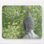 Budda in Nature Mouse Pads