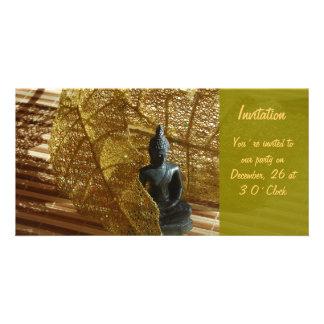 Budda Photo Card
