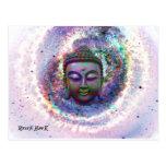 Budda Post Card