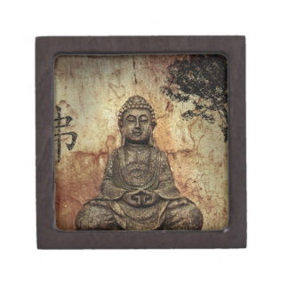 Buddah Keepsake Box