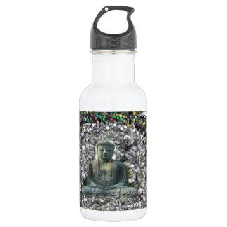 Buddah Stainless Steel Water Bottle