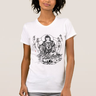 buddha-002w shirts