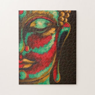 BUDDHA 11x14 Photo Puzzle with Gift Box