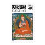 Buddha 2 stamp