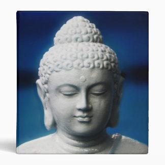 Buddha 3 Ring Binder