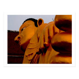 Buddha 5 ~ Thailand Peace Tranquility Serenity Postcard