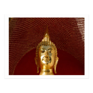 Buddha 6 ~ Thailand Peace Tranquility Serenity Postcard