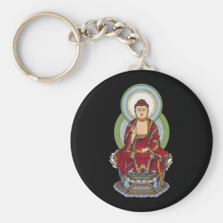Buddha Abhaya Mudra Key Chains