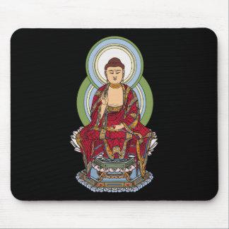 Buddha Abhaya Mudra Mouse Pad