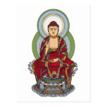 Buddha Abhaya Mudra Postcard