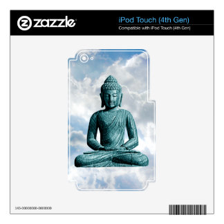 Buddha Alone - iPod Touch (4th Gen) Skins For iPod Touch 4G