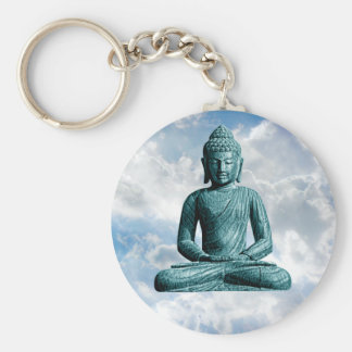 Buddha Alone - Key Chain