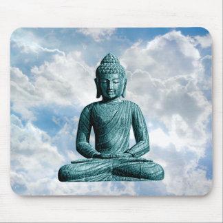 Buddha Alone - Mouse Pad