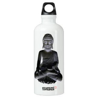 Buddha Aluminum Water Bottle