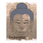 Buddha Ancient Artwork Gifts Letterhead Template