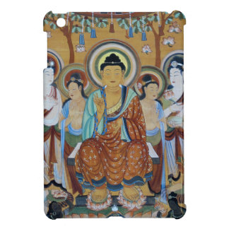 Buddha and Bodhisattvas Dunhuang Mogao Caves Art Cover For The iPad Mini