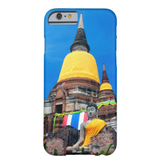 Buddha and Pagoda Barely There iPhone 6 Case