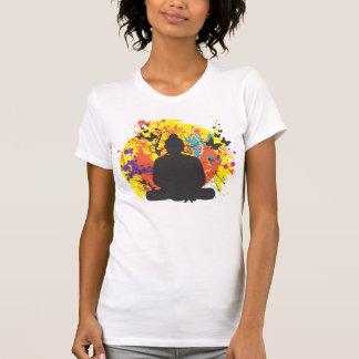 Buddha and the Sun T-shirt
